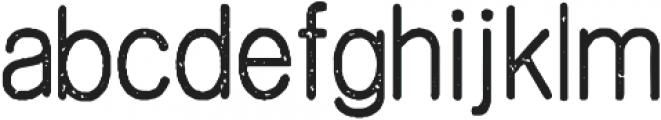 LEIKA FRAE Vintage otf (400) Font LOWERCASE