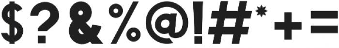LES JEUX otf (400) Font OTHER CHARS