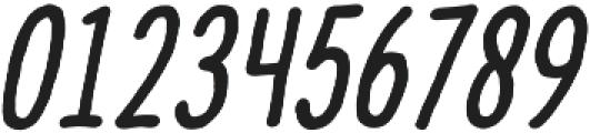 Le-Havre-City-Medium-Oblique otf (500) Font OTHER CHARS