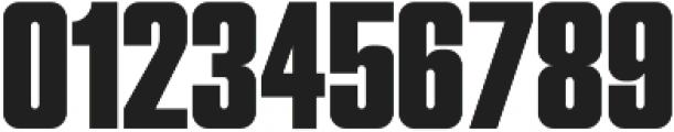 Le Mans Regular otf (400) Font OTHER CHARS