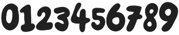 Le petit cochon otf (400) Font OTHER CHARS
