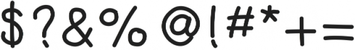 LeParisienBold ttf (700) Font OTHER CHARS