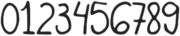 Leah Gaviota Script otf (400) Font OTHER CHARS