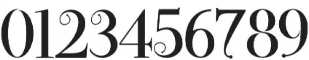 Lefina otf (400) Font OTHER CHARS