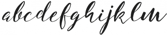 Legacy Script Regular otf (400) Font LOWERCASE