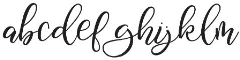 Legacy otf (400) Font LOWERCASE