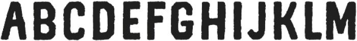 Legend Sans Serif Regular otf (400) Font LOWERCASE