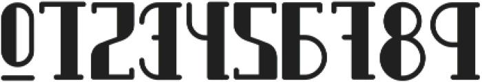 Legendary Bold Full ttf (700) Font OTHER CHARS
