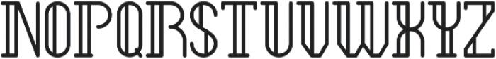 Legendary Bold ttf (700) Font LOWERCASE