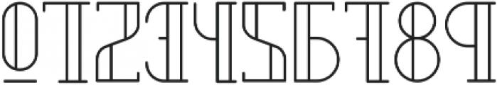Legendary Light ttf (300) Font OTHER CHARS