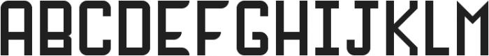 Legends ttf (400) Font UPPERCASE