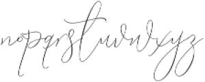 Lemans Pen Script Light otf (300) Font LOWERCASE
