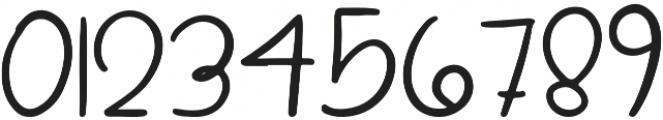 Lemon Drop Regular otf (400) Font OTHER CHARS
