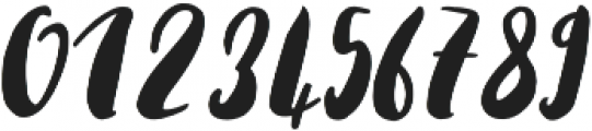 Lemonade otf (400) Font OTHER CHARS