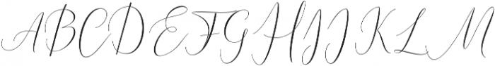 Lemons Duo Regular ttf (400) Font UPPERCASE