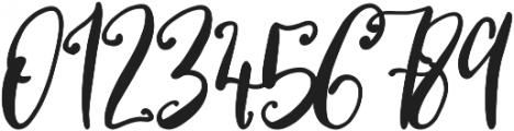 Lemons & Soda Bold otf (700) Font OTHER CHARS