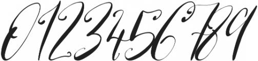 Lemons & Soda Italic otf (400) Font OTHER CHARS