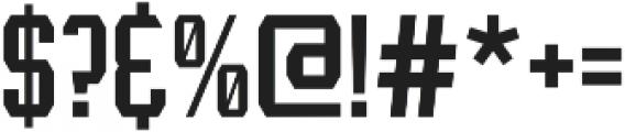 Leophard otf (400) Font OTHER CHARS