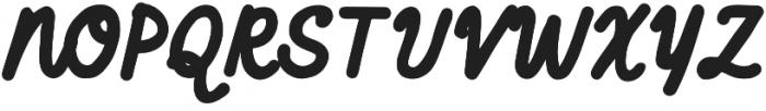 Letterent otf (400) Font UPPERCASE