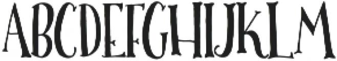 Lettersmith otf (400) Font LOWERCASE