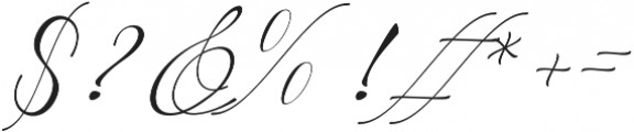 Lettuce otf (400) Font OTHER CHARS