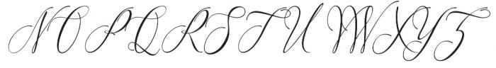 Lettuce otf (400) Font UPPERCASE