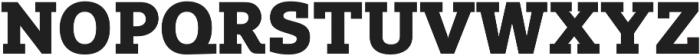 Lev Serif otf (900) Font UPPERCASE
