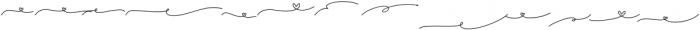 lesly swashes regular otf (400) Font LOWERCASE