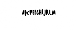 Le Gusto TTF.ttf Font UPPERCASE