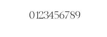 Leslie-light.ttf Font OTHER CHARS