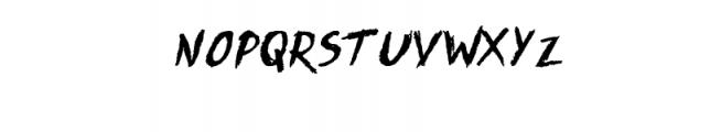 Let's Do This Custom Font Font UPPERCASE