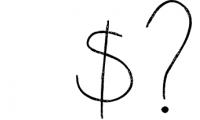 Le Kilimanjaro - A Signature Script Font OTHER CHARS