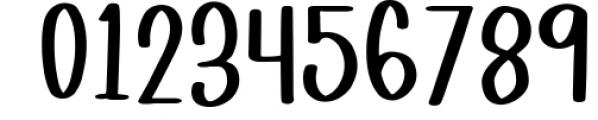 Lemon Lime Octopie Font Duo 2 Font OTHER CHARS
