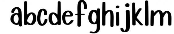 Lemon Lime Octopie Font Duo 2 Font LOWERCASE
