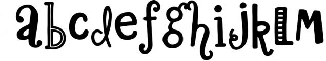 Lemon Slice Font Trio 1 Font LOWERCASE