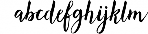Lemonfish Font LOWERCASE