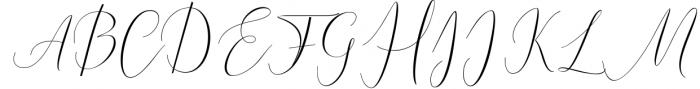 Lemons Font Trio 1 Font UPPERCASE