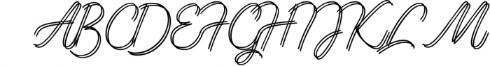 Lento 1 Font UPPERCASE