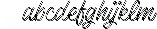 Lento 1 Font LOWERCASE