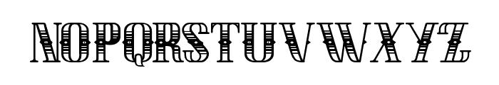 LEBALDESCOCHONNES Font UPPERCASE