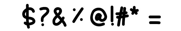 LERA Font OTHER CHARS
