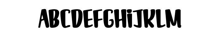 LESILENCEDESCAFARDS Font UPPERCASE