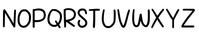 Le Petit Font UPPERCASE