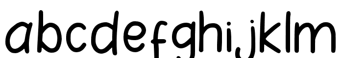 Le Petit Font LOWERCASE