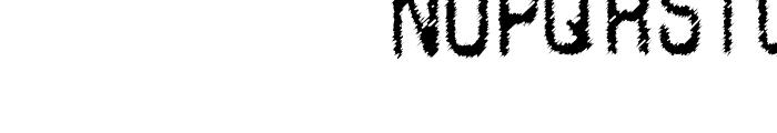 Lead Coat Font LOWERCASE