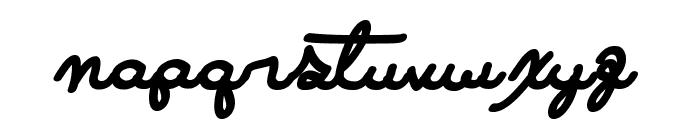 LearningMachineItalic Font LOWERCASE