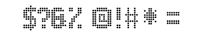 Ledsitex St Font OTHER CHARS