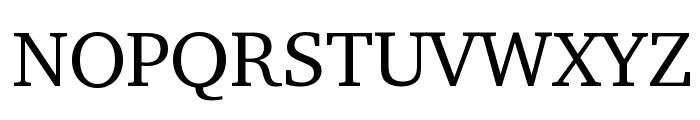 LeedsBit EuroNorth Normal Font UPPERCASE