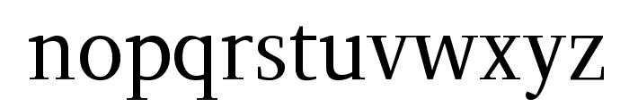 LeedsUni Font LOWERCASE