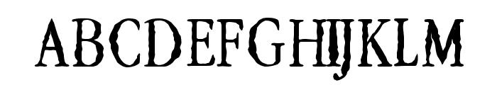 Lefferts Corners  2 Font UPPERCASE